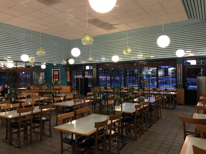 Restaurangsalen